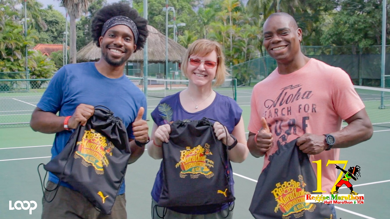 This year's Reggae Marathon takes place on December 2 in Negril, Jamaica