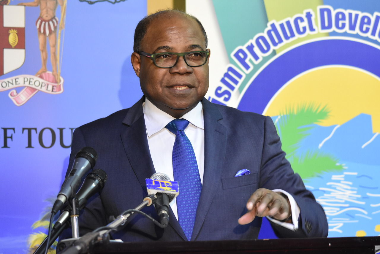 Tourism Minister Edmund Bartlett reasons that the Reggae Marathon will further take off as a result of the changing interests of global travelers, looking to partake in not just health tourism but social good.
