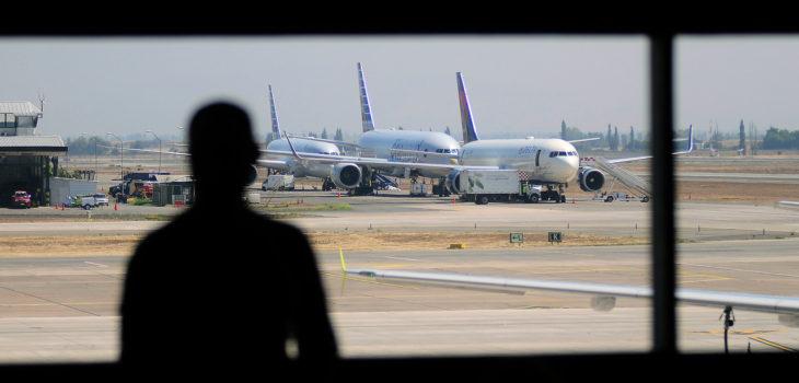Un Haïtien meurt après avoir passé 2 jours dans un aéroport au Chili. Photo: Bio Bio Chile