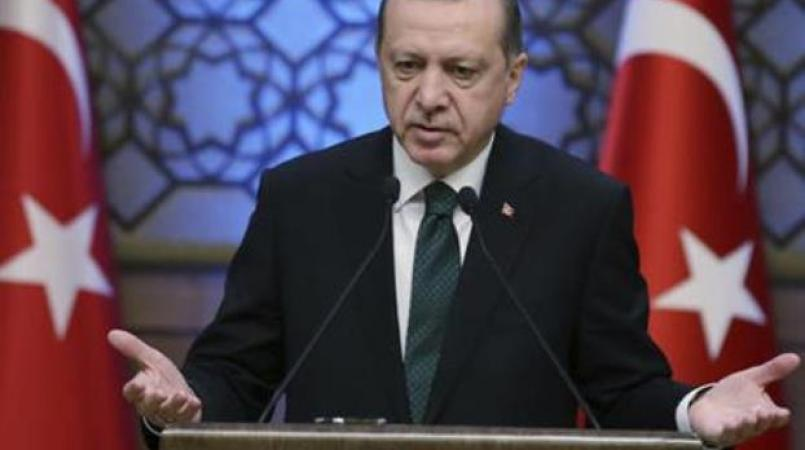 Turkey's President Recep Tayyip Erdogan. (File photo)
