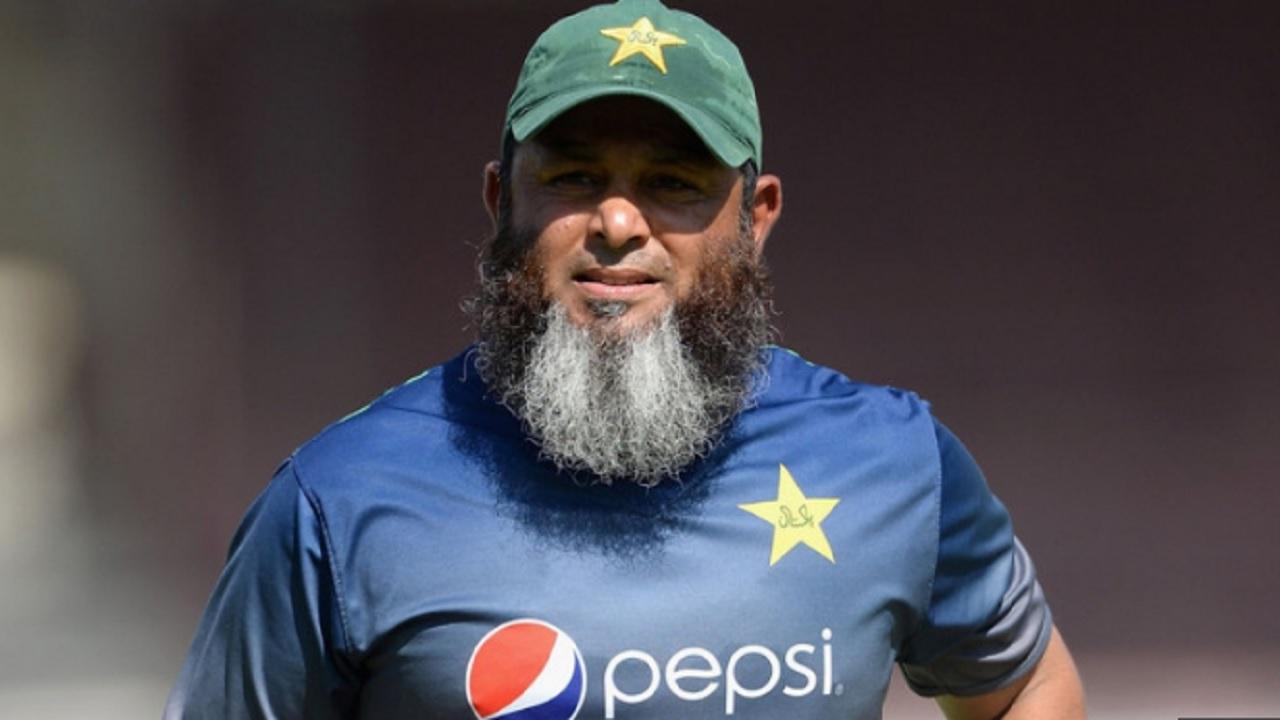 Mushtaq Ahmed.