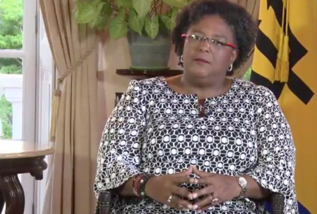 Prime Minister Mia Mottley spoke to the Nation Live at 5pm today, October 14, 2018.