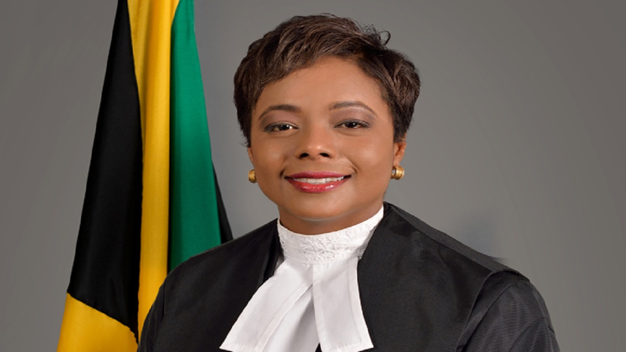 Attorney General, Marlene Malahoo-Forte