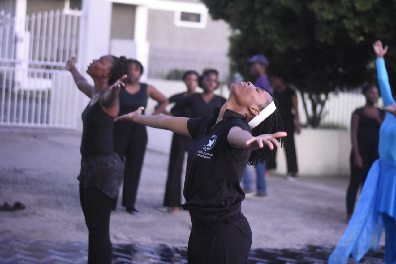 Non-denominational dance ministry, LAUD is on a mission to change the perception that dances are not for the church and has been working assiduously to re-image church members' minds. (Photos: Marlon Reid)
