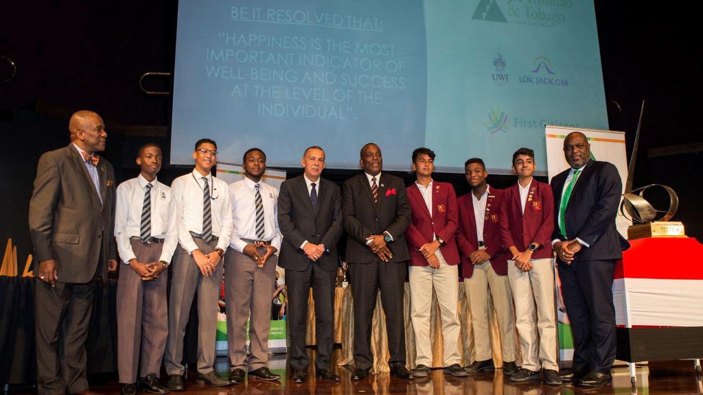 Junior Achievement Leadership Debate Series 2017