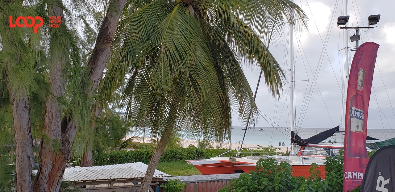 Cloudy skies not dampening UV Vibes, Oh Ship cruises, Nudes nor Soca Royale.