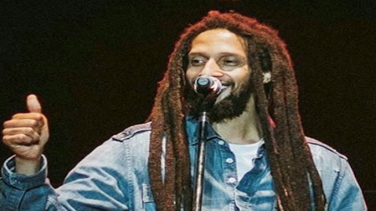 Julian Marley (PHOTO: Instagram)