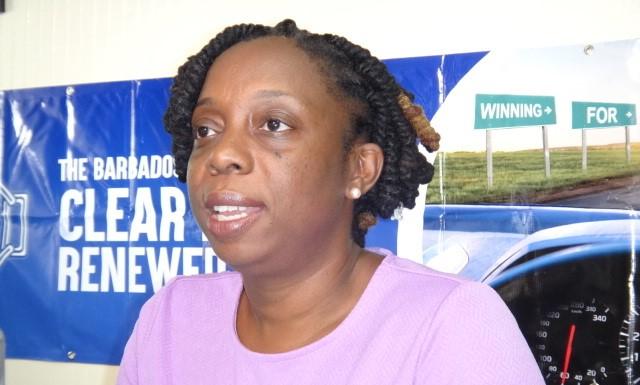 Senator Toni Moore (FILE)