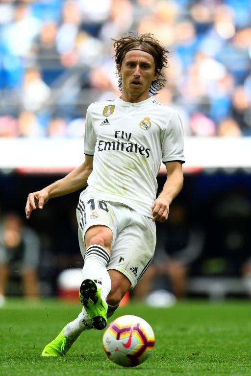 Luka Modric, Meilleur joueur FIFA 2018