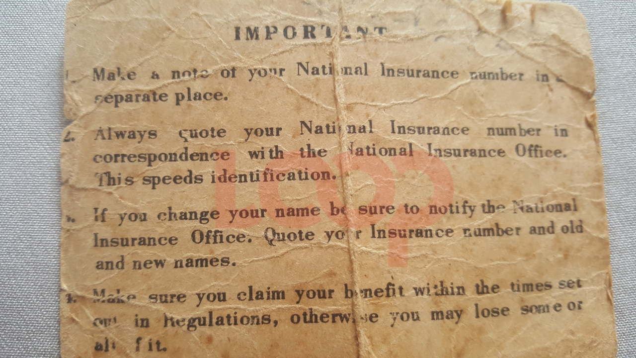 What You Need To Get An National Insurance Nis Card In Barbados