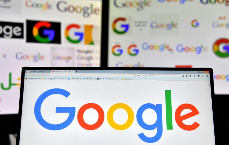 (ILLUSTRATION) Le réseau social de Google, Google+, a été touché par une faille informatique ayant exposé des données personnelles d'un demi-million de comptes