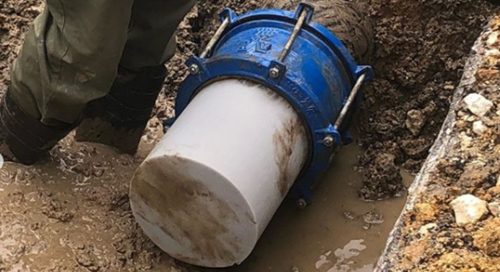 Rusty' water fix in the pipeline for St  Lucy, St  Peter