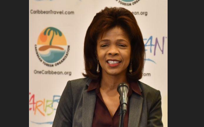 Belize Director of Tourism Karen Bevans