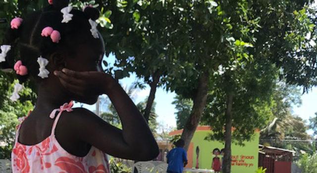 Les Dominicains ont séparé 4 000 enfants Haïtiens de leurs parents depuis 2015. Photo: El Caribe