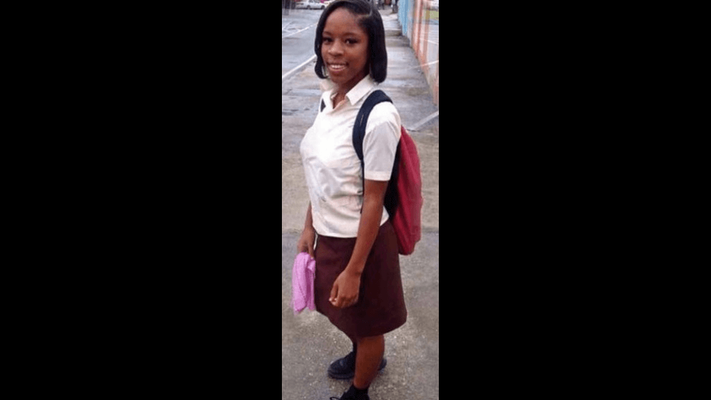 Missing: 16-year-old Shaniel Peters.