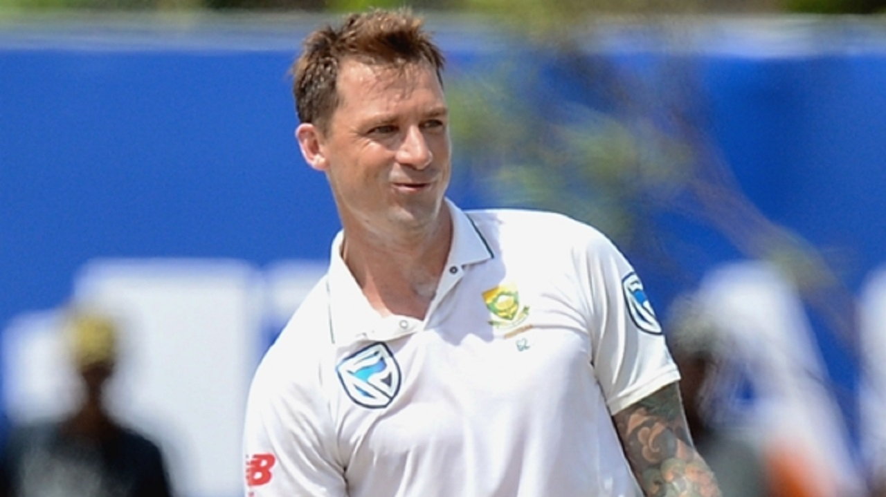 South Africa's Dale Steyn.