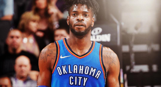 Le Basketteur Haitien, Nerlens Noel. 