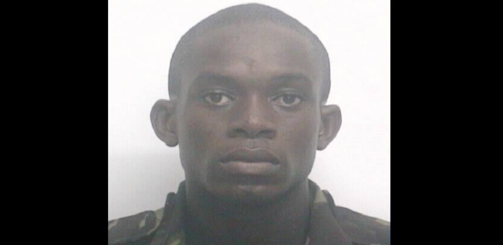 Corporal Terrence Peters was killed in a crash which occurred on Friday in the vicinity of Kelly Village, Caroni.