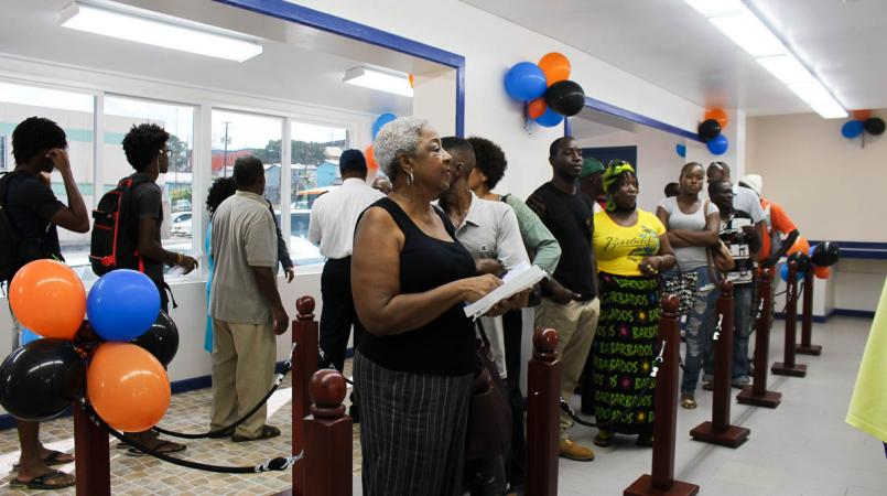 Barbados Revenue Authority Pine location (FILE)
