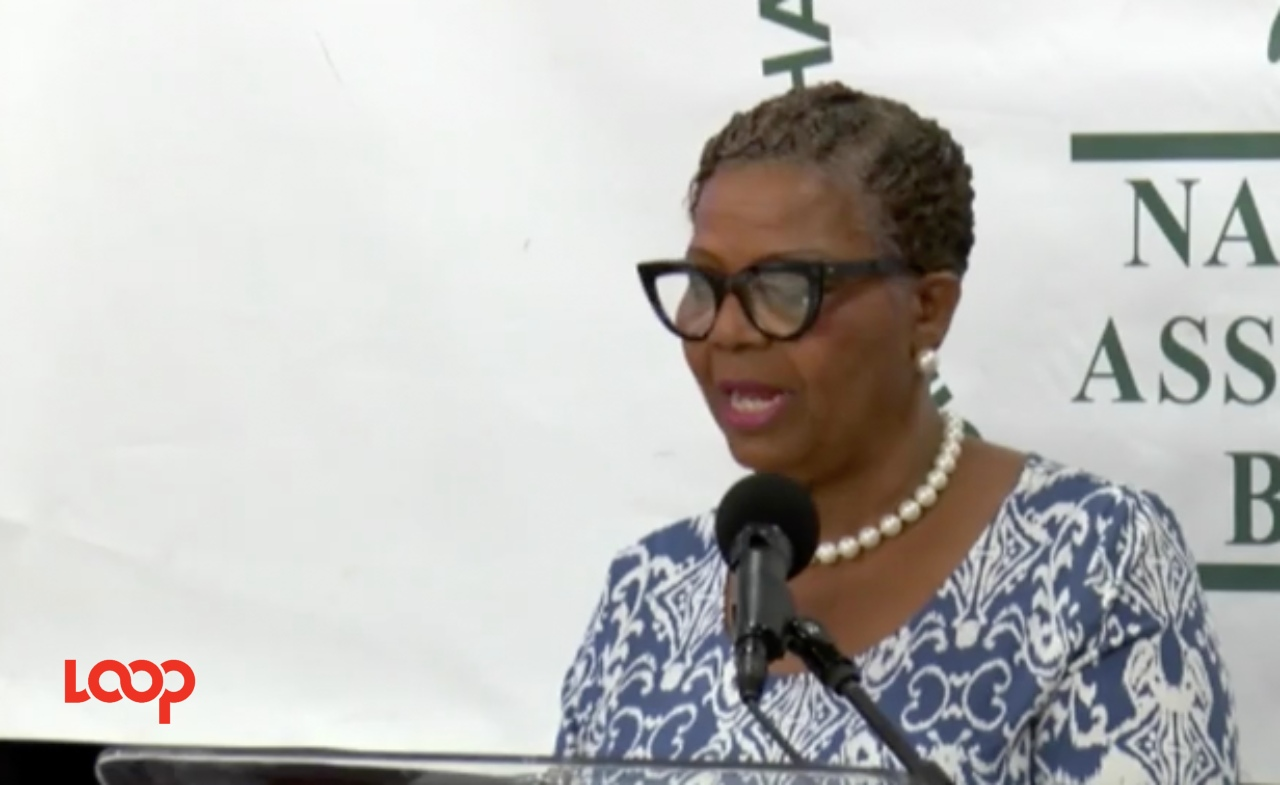 Minister of People Empowerment and Elder Affairs, Cynthia Forde