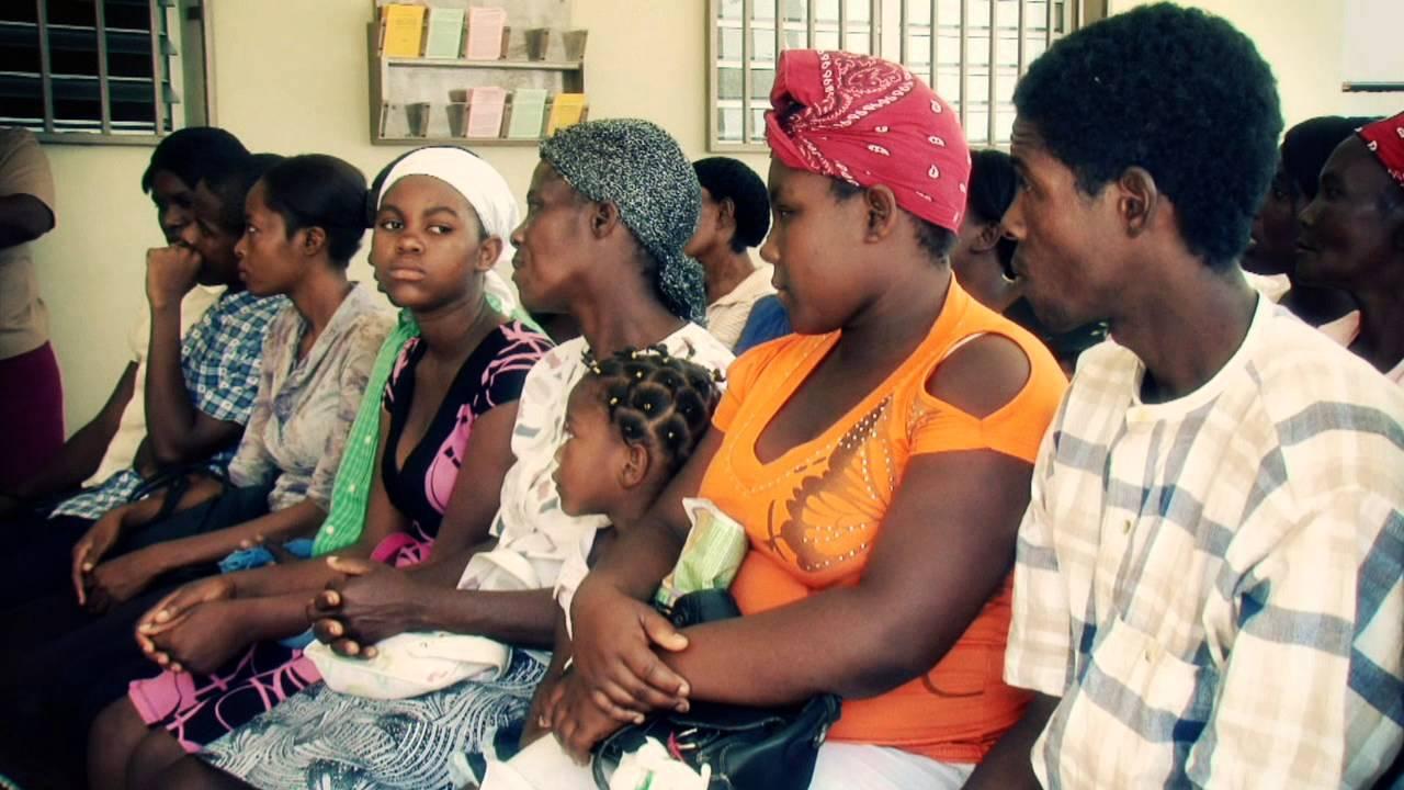 Le taux de la tuberculose a baissé de 45 à 60% sur l'île d'Haïti. Photo: Youtube