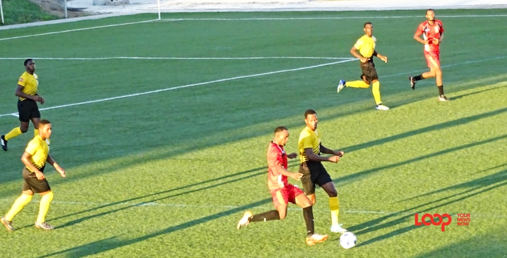 Barbados Soccer Academy and UWI Blackbirds