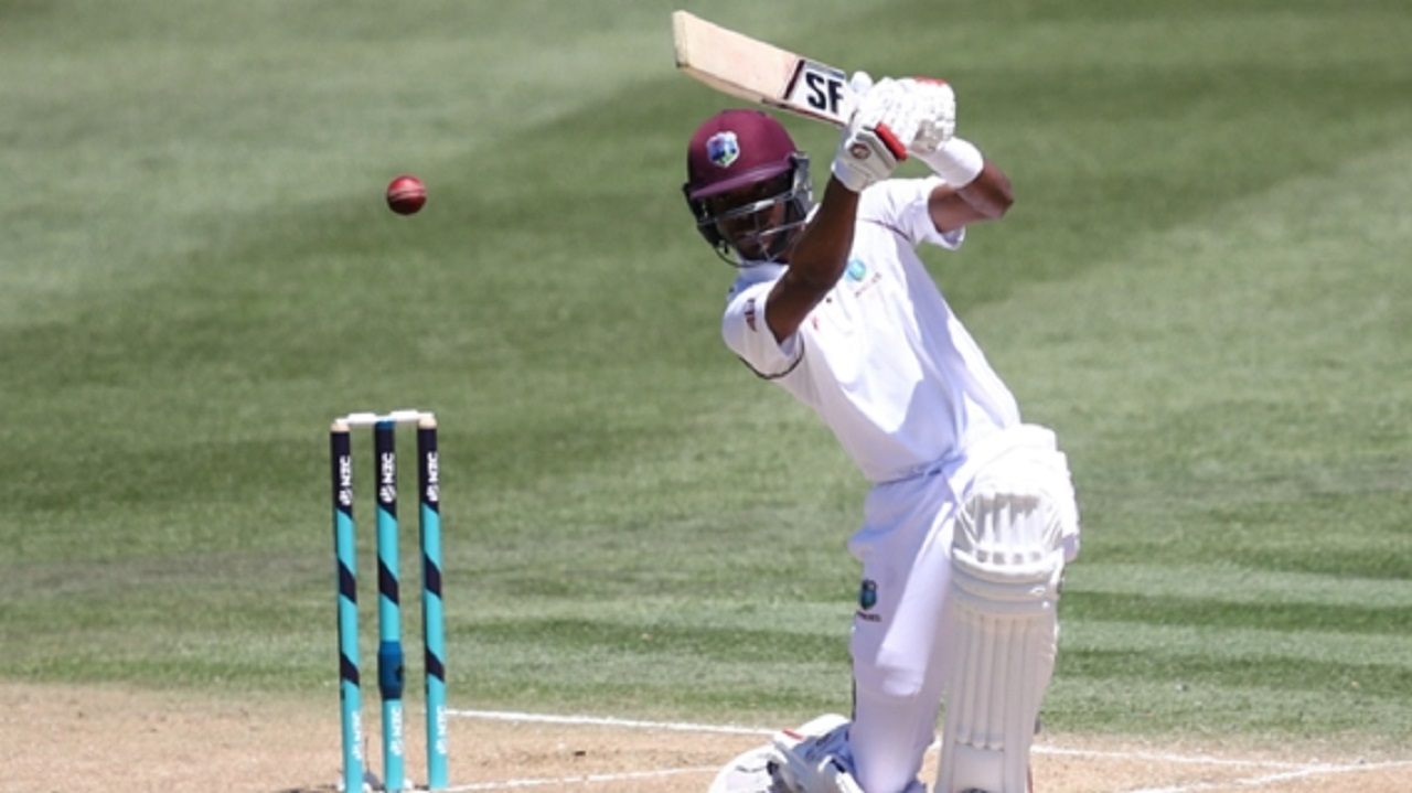 West Indies allrounder Roston Chase.
