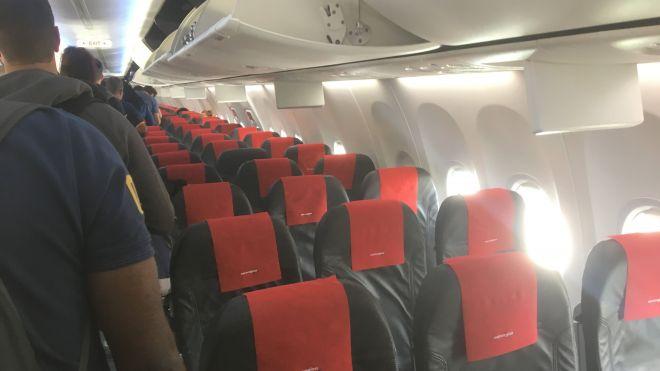Chili:176 Haïtiens inscrits au plan de retour arrivent en Haiti ce 7 novembre. Photo: Martinique la 1ere