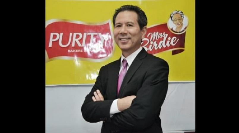 Consolidated Bakeries Managing Director Anthony Chang.