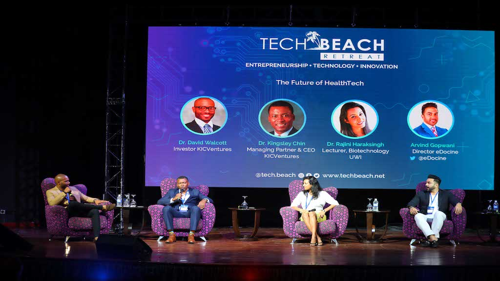 Tech Beach seeks to promote innovation in the Jamaican economy.