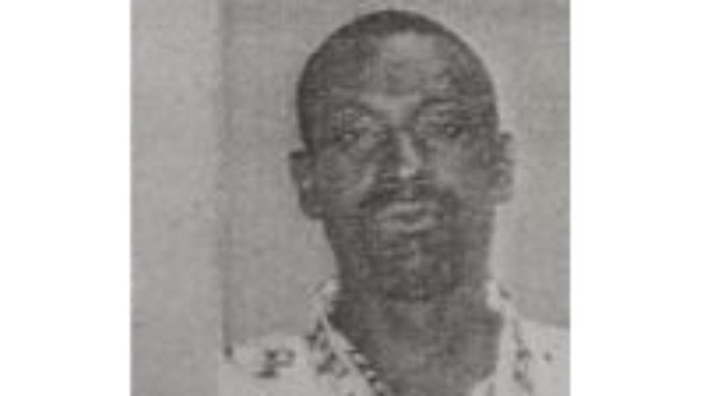 The Royal Barbados Police Force provided this photo of missing man, David Oldon Belle.