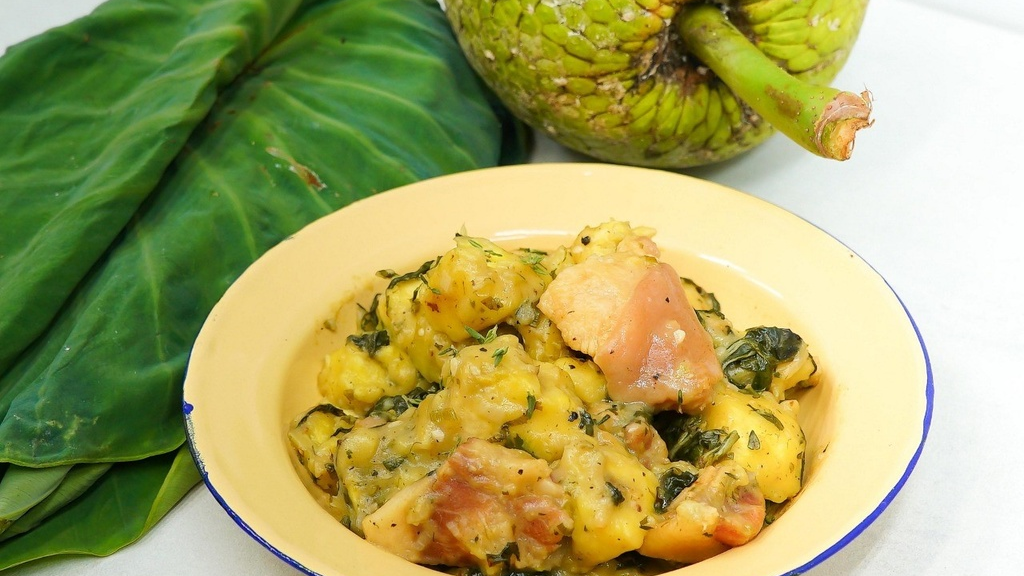 Oil down is a popular dish in Grenada and T&T. Photo courtesy Baidawi Assing of Eatahfood.com