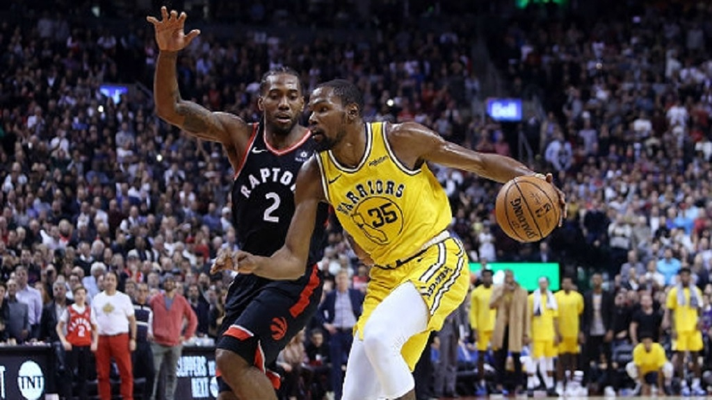 Raptors beat Warriors in OT thriller