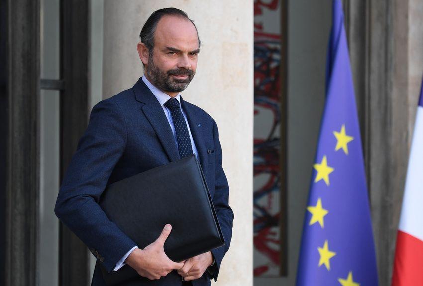 Le Premier ministre Edouard Philippe.  PHOTO - AFP/ARCHIVES - ALAIN JOCARD