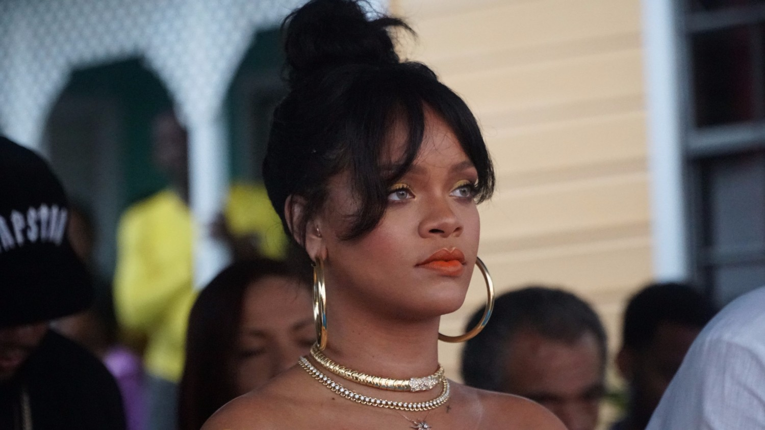 Rihanna honoured (PHOTO: Richard Grimes)