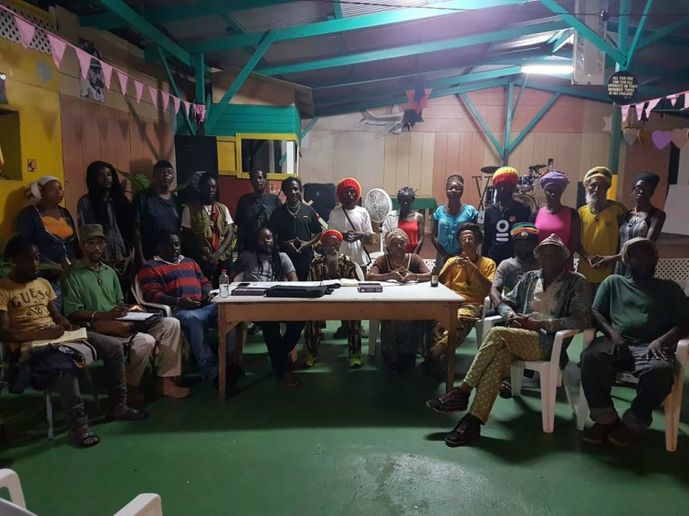 Local Rastafarian community uniting to push cannabis cause   Loop Barbados