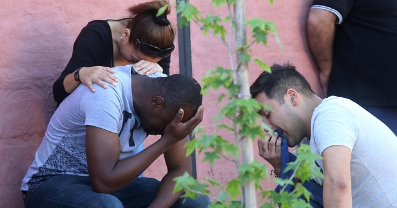Trois Haïtiens tués dans un incendie au Chili. Photo: El Mostrador