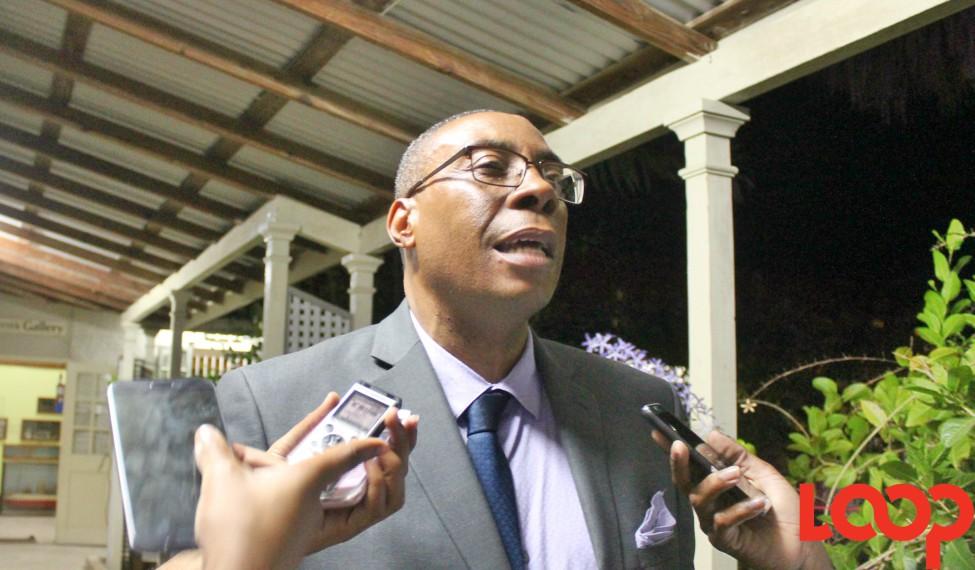 Minister John King (FILE)