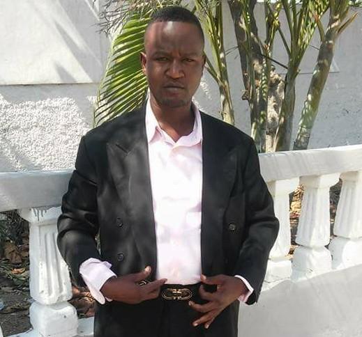 Le policier Jocelyn Charles qui a été assassiné puis brulé vif le mercredi 21 novembre 2018 par des individus non-identifiés.