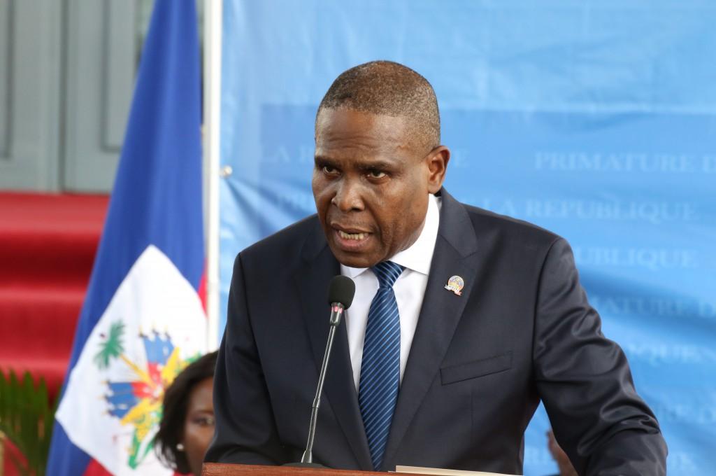 Le chef du gouvernement, qui a déclaré être en pourparlers avec Jovenel Moïse, ambitionne de créer un club d'anciens présidents d'Haïti.