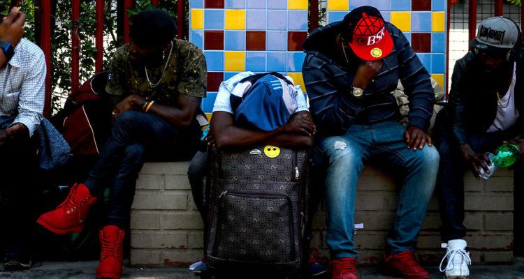 85% des Chiliens sont pour le plan de retour des Haïtiens. Photo: 85% des Chiliens sont pour le plan de retour des Haïtiens