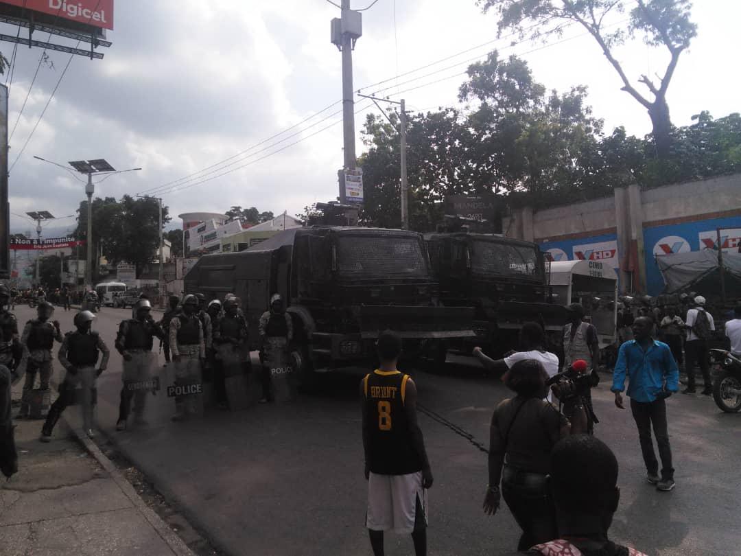 L'OEA déclare sa position sur la situation en Haiti