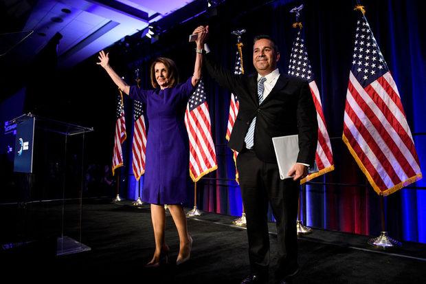 """Victoire démocrate au Congrès mais pas de """"vague"""" anti-Trump"""