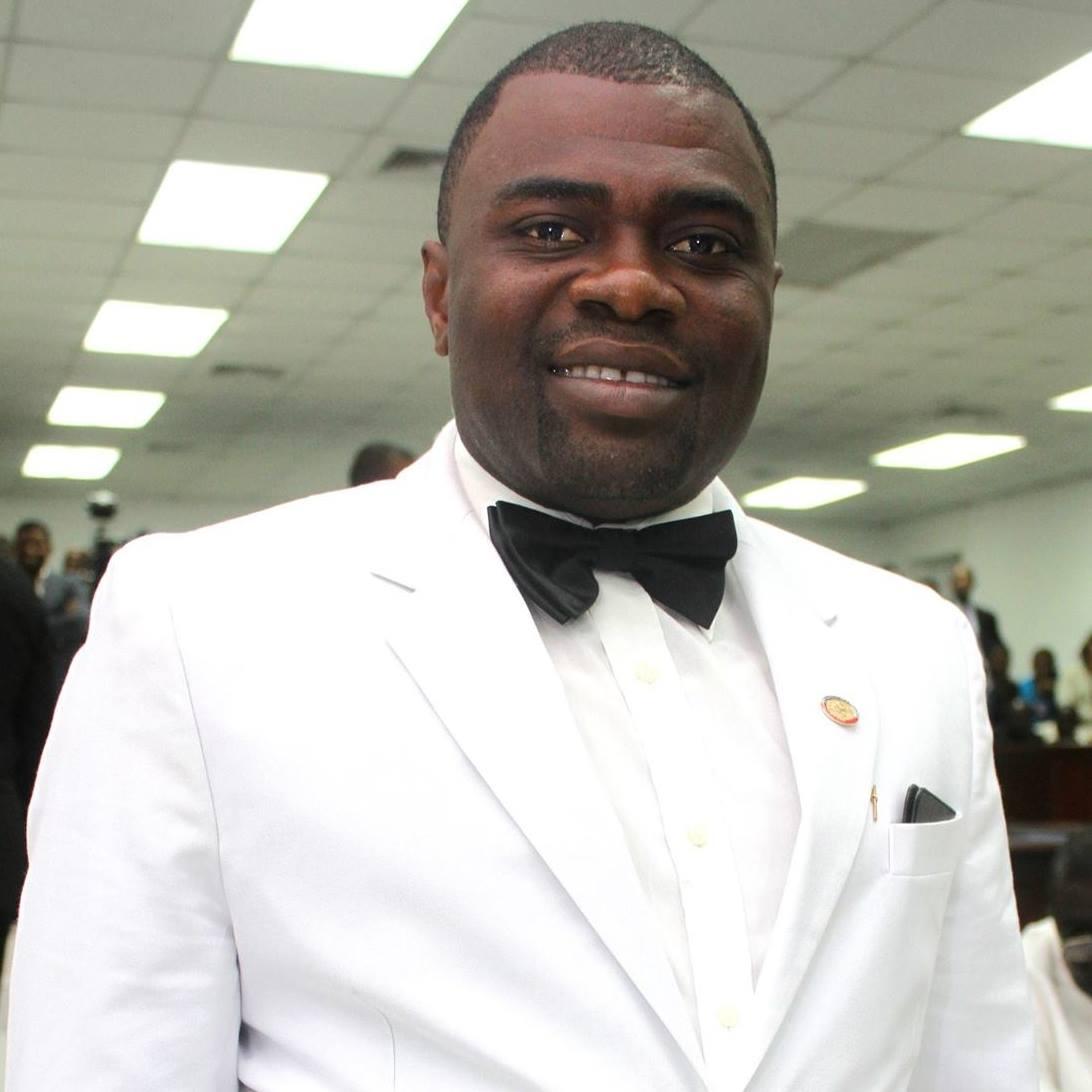 Clauvy Robas, député des Cayes/Iles-à-vaches