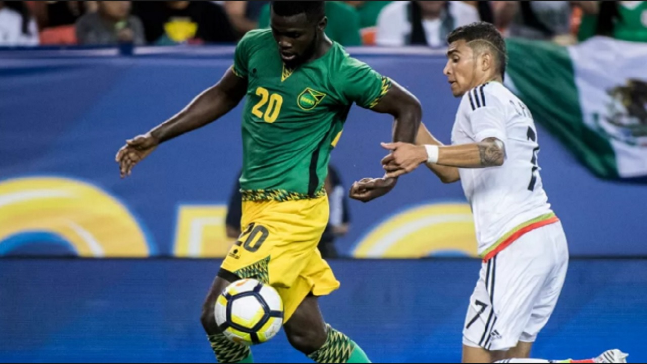 Reggae Boy Kemar Lawrence
