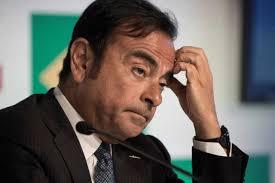 Carlos Ghosn, PDG de Renault et un des plus grands patrons d'industrie au monde - ici le 1er octobre 2018 à Paris - a été arrêté lundi à Tokyo sur des soupçons de malversations et s'apprête à être limogé par Nissan