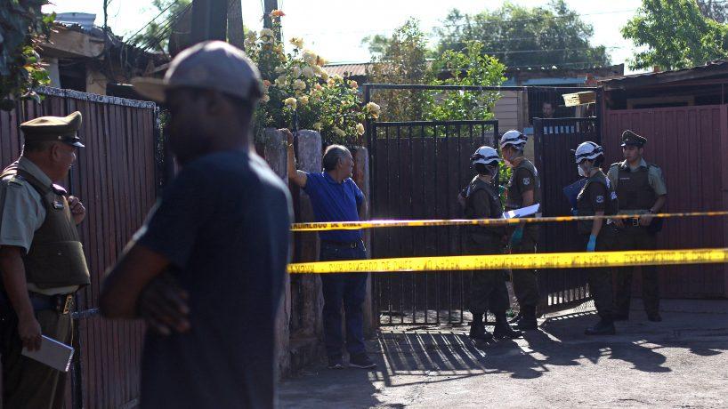 Chili : les pompiers n'ont pas pu identifier les Haïtiens brûlés. Photo: Radio Agricultura