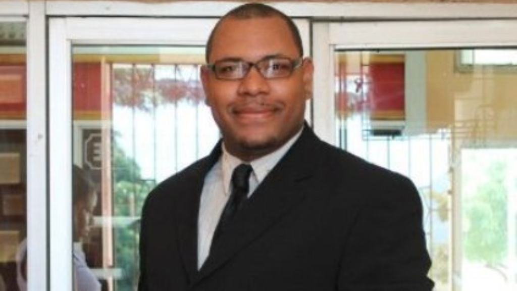LIAT Corporate Communications Manager, Shavar Maloney