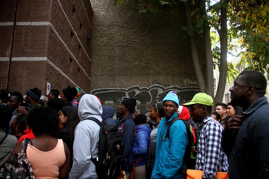 86% d'Haïtiens trouve difficilement du travail que les autres migrants