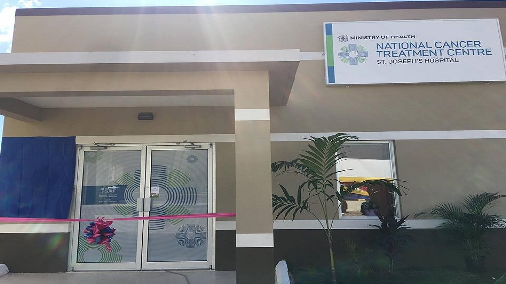 The National Health Fund has contributed US$10 million ($1.2 billion) to the building and outfitting of two Cancer Treatment Centres in the island, the latest of which is located at the St. Joseph's Hospital, in Kingston.